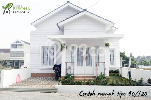 Rumah syariah unik, di Lembang Bandung 25mnt sarijadi 25mnt cihampelas 20472274