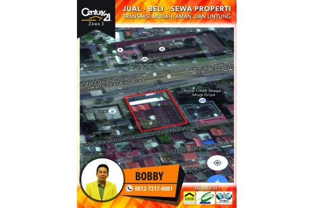 Dijual Tanah Kormolsil Mt Haryono Jakarta Selatan Sangat Cocok Untuk Pengem 16577717