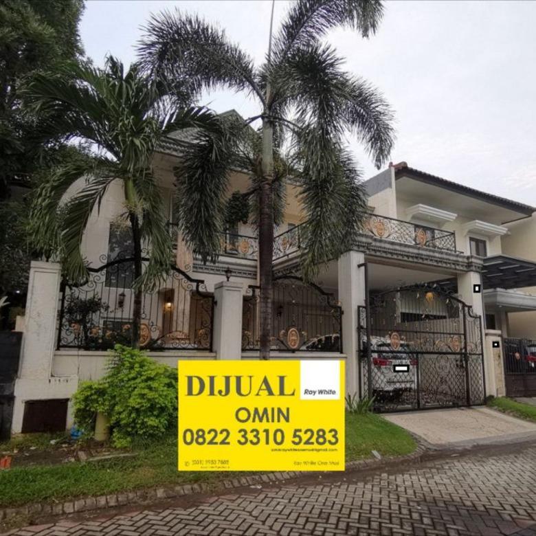 Dijual Rumah Strategis di Graha Family Surabaya