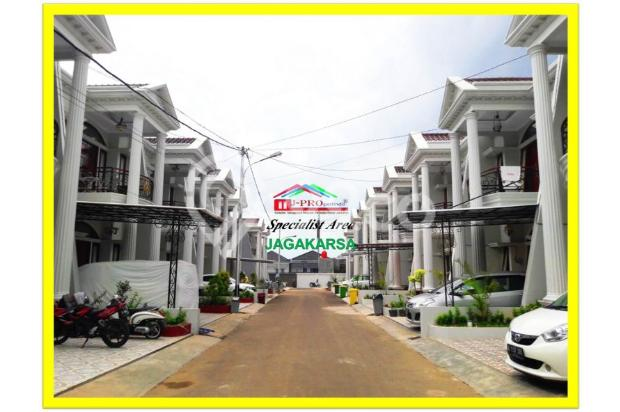 Townhouse Mewah Cantik Asri di Jagakarsa 17711257