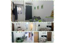 Apartement 2BR view POOL fullfurnish di Puncak Permai