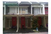 Green Lake City dijual Rumah Cluster Amerika 4x15m, 2AC