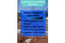 Lounching Kapling Taman Perigi, Diskon 25% ,Tanah Kapling Aman