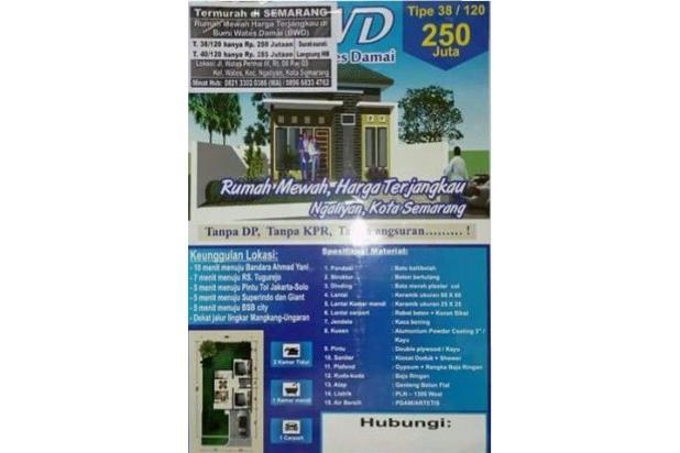 Dijual Rumah Nyaman Minimalis di Ngaliyan Semarang 17794645