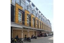 Ruko Komplek Istana Prima II (Jalan Katamso, dekat Singapore Station) Medan