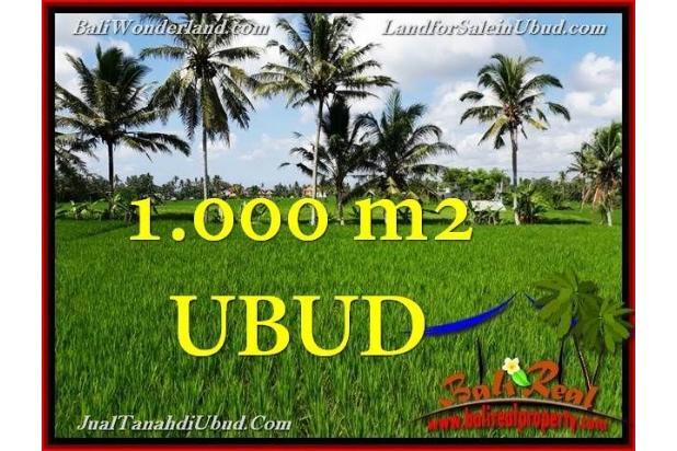 View Sawah link Villa 3,400 m2 di Ubud Pejeng 18273924
