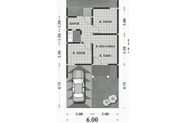 Segera Miliki Rumah Murah, Lantai Pake Granit Dekat Stasiun Citayam 17826932