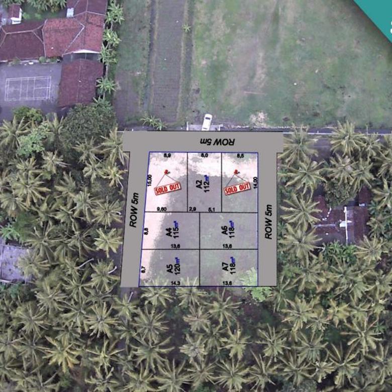 Beli Lahan Matang Timur Bandara YIA, Cocok Untuk Investasi