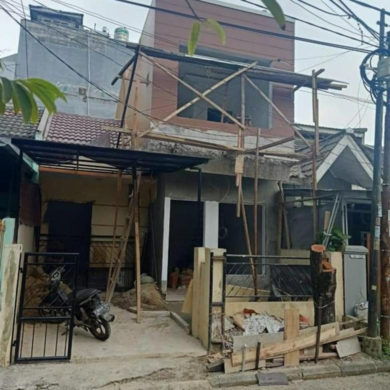 Rumah Renovasi di lokasi Strategis