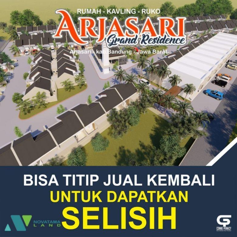 rumah indent dengan SMART HOME tekhnologi di Arjasari Bandung Selatan