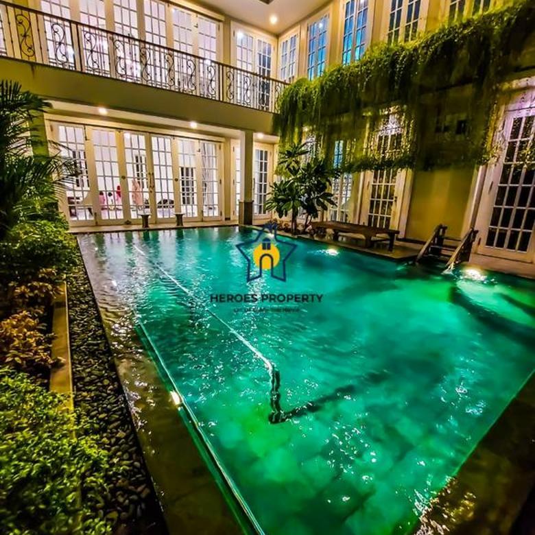 Condet Brand New Luxury House Spek Mewah dengan Private Lift