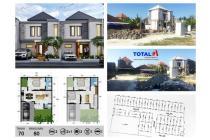 Dijual Rumah 2 Lt elite tipe 80/70 di Sidakarya, Denpasar Sel