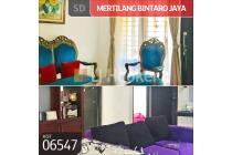 Rumah Jl. Mertilang Bintaro Jaya, Tangerang Selatan, Banten