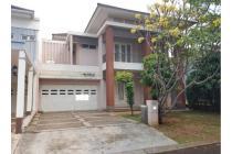 rumah cantik di cluster palma alam sutera serpong tangerang