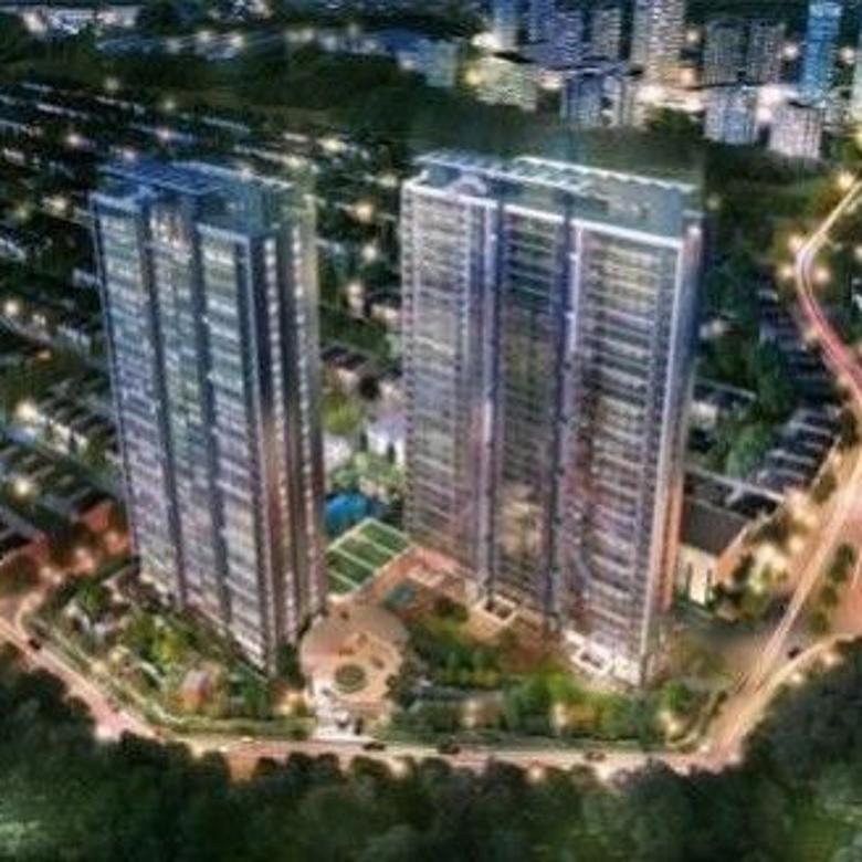 Aerium Apartment Permata Buana tipe 2BR-D Semi Furnish Jakarta Barat