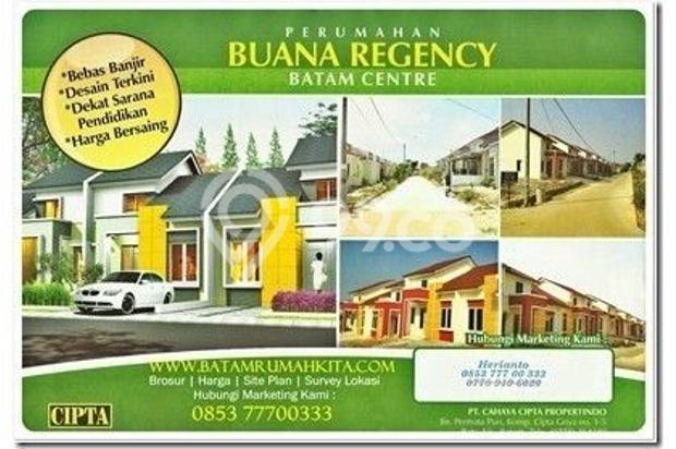 Rumah Tingkat di Buana Regency Batam Dijual Murah - Bisa dibantu KPR nya 12812504