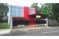 Disewakan Ruko Luas Untuk Usaha Di Area Jl Kaliurang Km 9,5