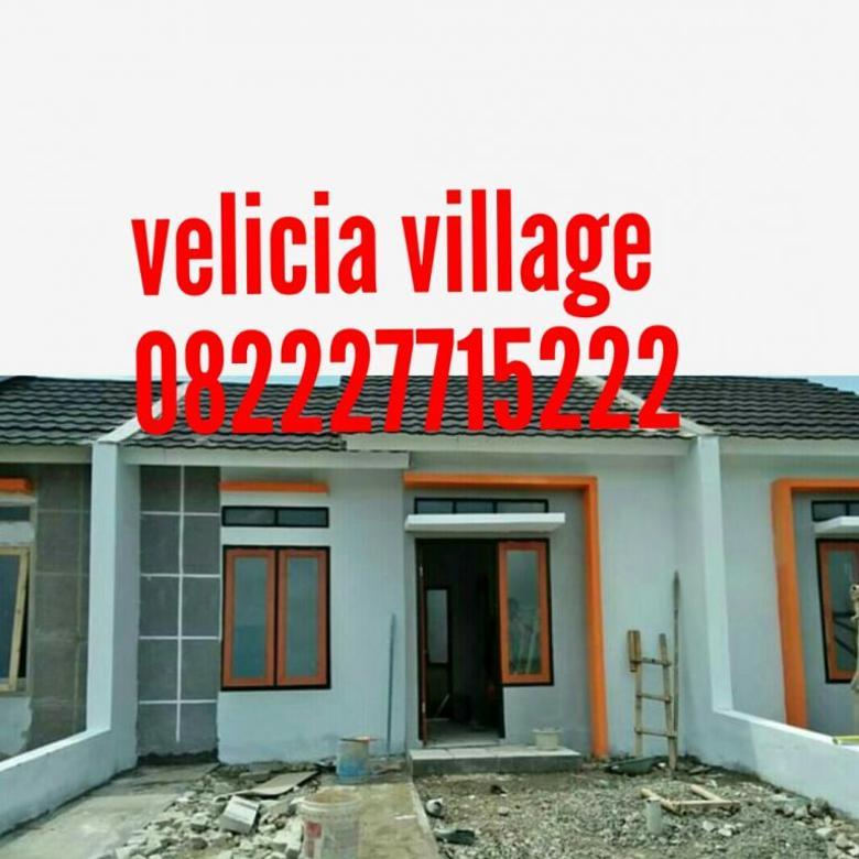 Dijual perumahan velicia village