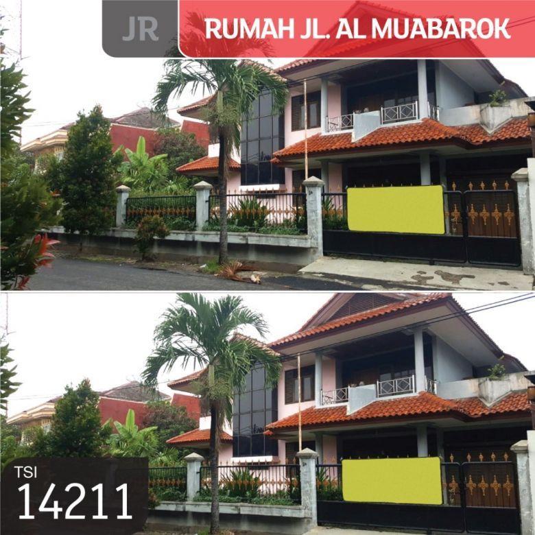 Rumah Jl. Al Mubarok, Jakarta Barat, 500 m², 2 Lt, SHM