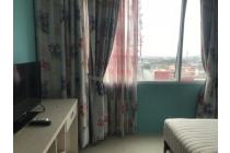 Fully Furnished Studio Bedroom Apartemen Saladin Mansion Depok