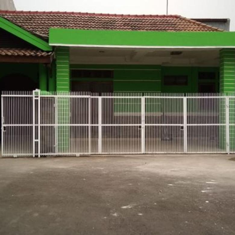 Rumah di Rangkapan Jaya, 1Lt dlm Prmhn Anggrek Raya, Akses TOL