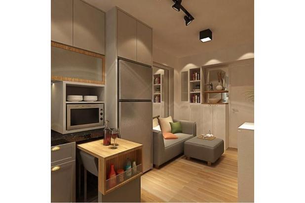 Apartemen Green Bay 2BR Furnished Mewah Scandinavian 17306831