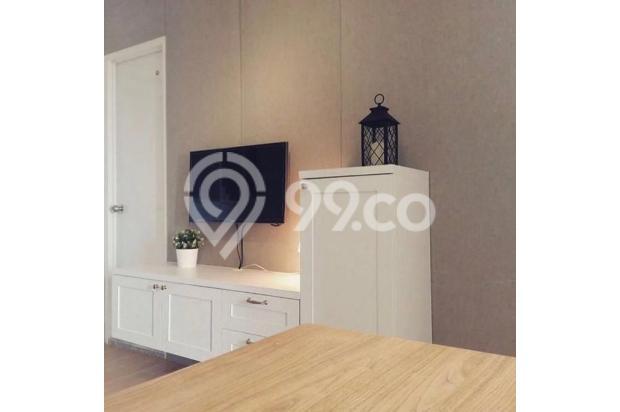Apartemen Green Bay 2BR Furnished Mewah Scandinavian 17306832