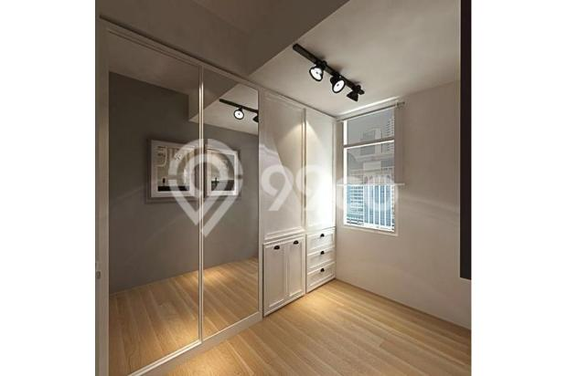 Apartemen Green Bay 2BR Furnished Mewah Scandinavian 17306836