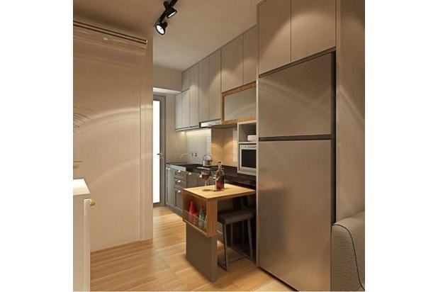 Apartemen Green Bay 2BR Furnished Mewah Scandinavian 17306834