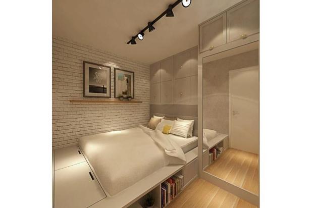 Apartemen Green Bay 2BR Furnished Mewah Scandinavian 17306835