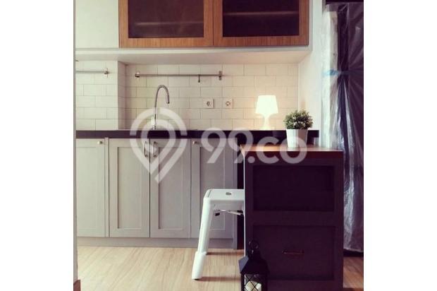 Apartemen Green Bay 2BR Furnished Mewah Scandinavian 17306839
