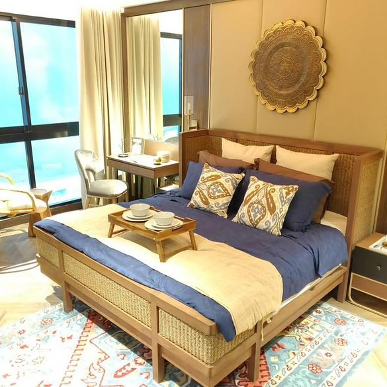 3 Bedroom Semi Furnished di Seberang Universitas Bunda Mulia Alam Sutera