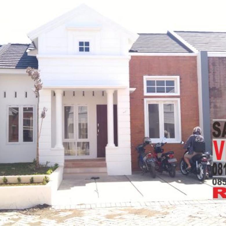 Rumah Baru di Purwokerto Sapphire Village Promo Menarik