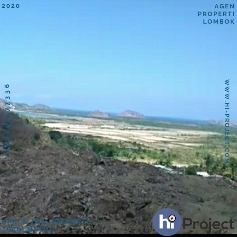 Tanah bukit di Mertak Lombok tengah T404