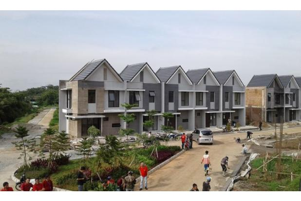 Rumah Cantik Minimalis Berada di Kawasan Kota Mandiri Galuh Mas Karawang 15026298