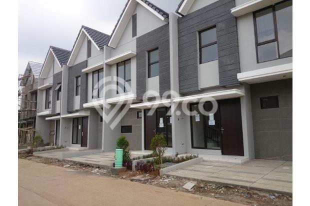 Rumah Cantik Minimalis Berada di Kawasan Kota Mandiri Galuh Mas Karawang 15026299