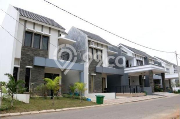 Rumah Cantik Minimalis Berada di Kawasan Kota Mandiri Galuh Mas Karawang 15026301