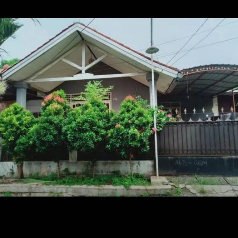 Rumah Murah,Strategis Siap huni di Deplu pondok aren