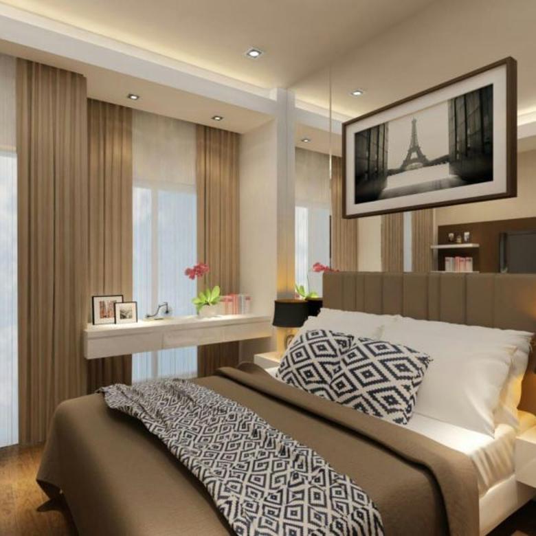 Apartemen Tipe. Studio seLuas 22,3 m2 dekat UGM