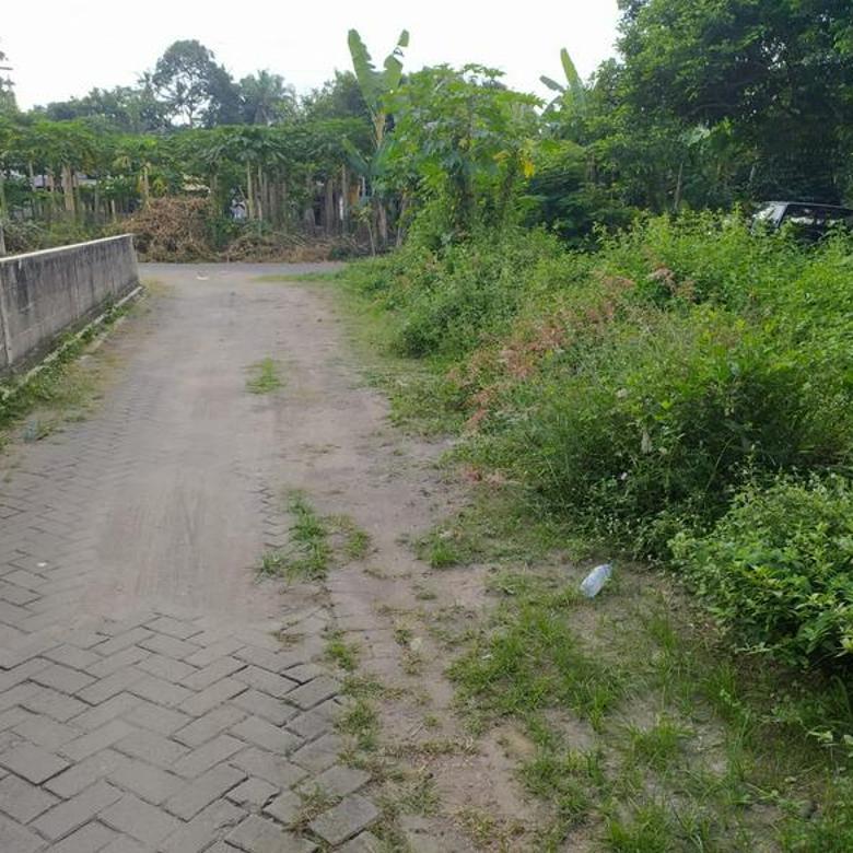 Tanah Kavling Murah Cocok utk Rumah Area Cebongan dkt RS UGM