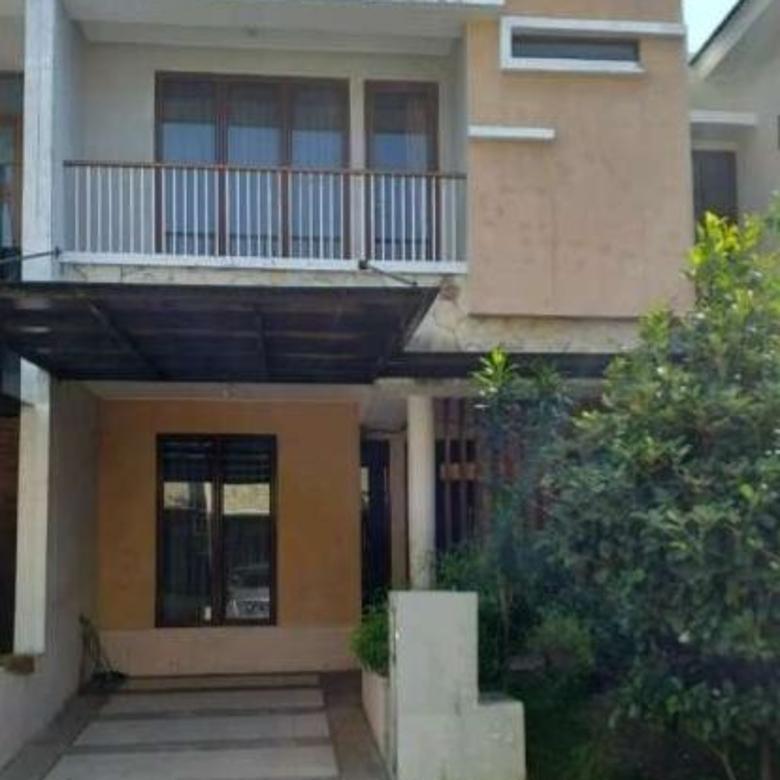 Rumah di Cluster Discovery Fiore Bintaro Jaya Sektor 9