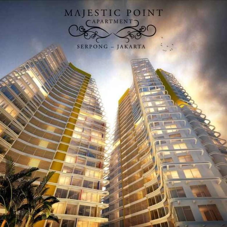 Apartemen Majestic Tower L, Serpong