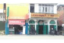 Dijual Ruko Strategis di di Hasanudin Palu