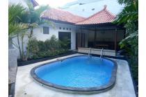 rumah semi villa + pool di taman griya jimbaran,lokasi strategis