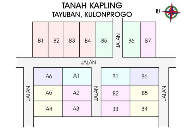 Lebih Hemat 150 Jt Bangun Rumah Sendiri: Tanah Kaveling Tayuban 16845869