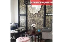 Rumah Puri Mansion Cluster Buckhingham, Jakarta Barat, 8x15m, 2 Lt