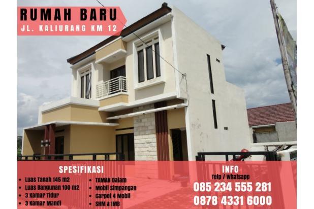 Rumah Baru Mewah Harga Murah Di JL. Kaliurang KM 12, Sleman, Yogyakarta, 9728072