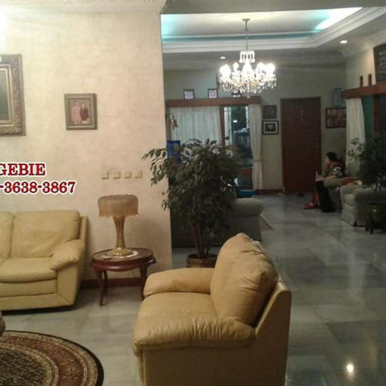Rumah Mewah Nyaman Siap Huni di Kebayoran Baru | SC 4491 - RS