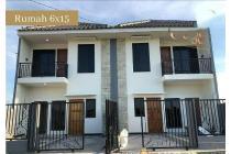 Rumah Gress lokasi dekat Juanda 2 lantai dengan lingkungan yang nyaman