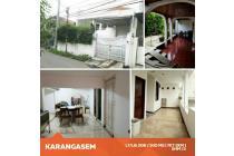 Rumah Bangunan 2lt Di Karang Asem Dkt Pusat Kota Siap Huni